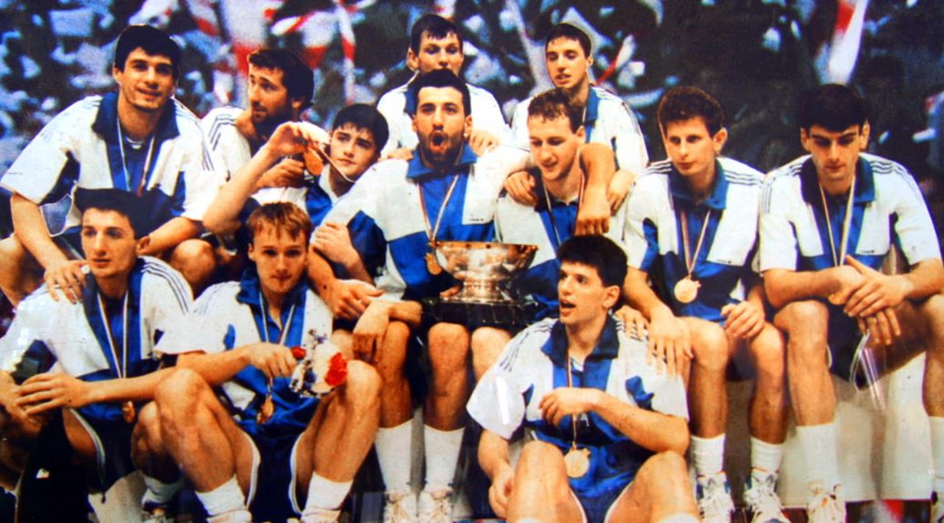2010 -- ESPN Films 30 for 30 --  Once Brothers -- The gripping tale of Drazen Petrovic and Vlade Divac, how circumstances beyond their control tore apart their friendship, and whether Divac has ever come to terms with the death of a friend before they had a chance to reconcile.